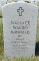 Wallace Waldo Winfield