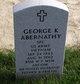 Profile photo:  George Kelly Abernathy