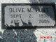 Olive Mae <I>Nieder</I> Hunt