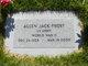 Profile photo:  Allen Jack Frost