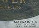 Margaret Ann <I>Nelson</I> Brewer