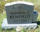 Kenneth Clayton Benfield