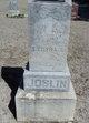 Profile photo:  Bertha E. <I>Olson</I> Joslin