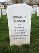SA Orval James Shiner