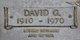 David G Lewis