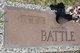 Profile photo:  Irwin Hunter Battle