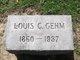 Louis C Gehm