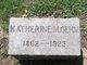 Katherine M <I>Petri</I> Gehm