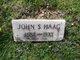 John S Haag