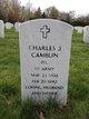 PFC Charles J. Camblin