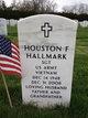SGT Houston Franklin Hallmark
