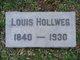 Louis Hollweg