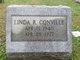 Linda Ruth <I>Hartzell</I> Conville