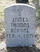 James Thomas Korbal