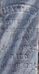 "Profile photo:  Martha B ""Mattie"" <I>Brothers</I> Abernathy"