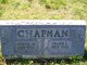 "Gertrude Mae ""Gertie"" <I>Crawford</I> Chapman"