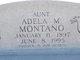 Profile photo:  Adela M Montano