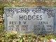 Rev. B. W. Hodges