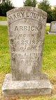 Mary Louisa Arrick