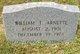William Arnette