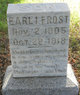 Earl Isaac Frost