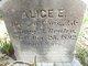 Profile photo:  Alice E. Braley