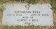 Ruthena Beatrice <I>Peery</I> Bell