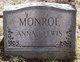Anna <I>Nass</I> Monroe