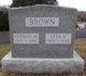 "Helen Lovetta ""Etta"" <I>Kennedy</I> Brown"