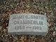 Mary E. <I>Smith</I> Chamberlin