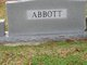 Profile photo:  Myrtle <I>Furlow</I> Abbott