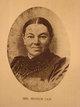 Profile photo:  Catharine W. <I>Thomas</I> Cain