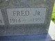 Profile photo:  Frederick Isaac Baines, Jr