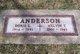 Profile photo:  Melvin Theodore Anderson