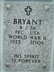 Profile photo:  A J Bryant, Sr