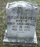 Profile photo:  Adelia <I>Handfield</I> Archambeault