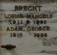 Profile photo:  Adam George Brecht