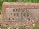 Profile photo:  Berdell Childers