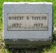 Robert B Taylor