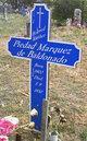 Profile photo:  Piedad <I>Marquez de</I> Baldonado