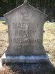 Mary Jane <I>Mills</I> Peary