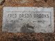 Fred Orson Brooks