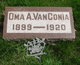 Profile photo:  Oma A. Van Conia