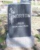 Josie <I>Mullen</I> Horton