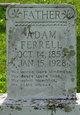 Profile photo:  Adam Ferrell