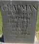 Sarah Emeline <I>Kester</I> Chapman