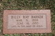 Billy Ray Barker