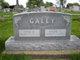 "Profile photo:  Ralph Chester ""Tex"" Galey"