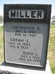 Raymond Kraybill Miller