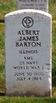 Profile photo:  Albert James Barton